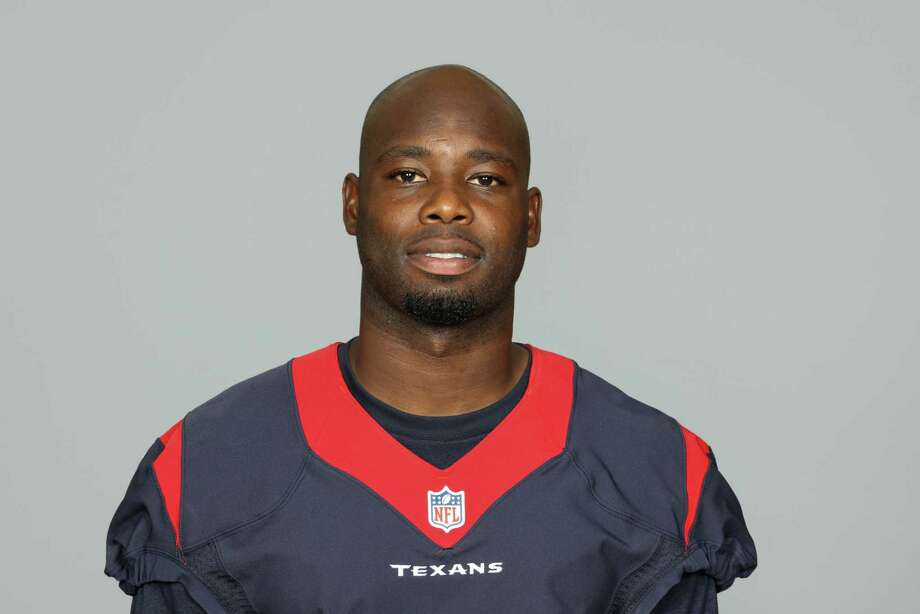 Jonathan Joseph Houston Texans  2014 NFL photo This is a 2014 photo of Jonathan Joseph of the Houston Texans NFL football team. This image reflects the Houston Texans active roster as of Friday, June 20, 2014 when this image was taken. (AP Photo) Photo: NA, FRE / ONLINE_YES