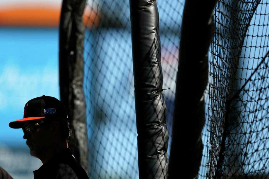A third World Series title is sure to shine a light on the accomplishments of Bruce Bochy, who once was in the shadow of other great contemporary managers. Photo: Scott Strazzante / The Chronicle / ONLINE_YES