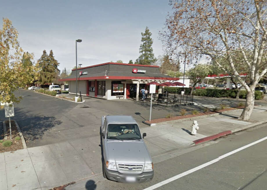 Jack in the Box at 4295 Valley Ave. in  Pleasanton, CA Photo: Google Maps