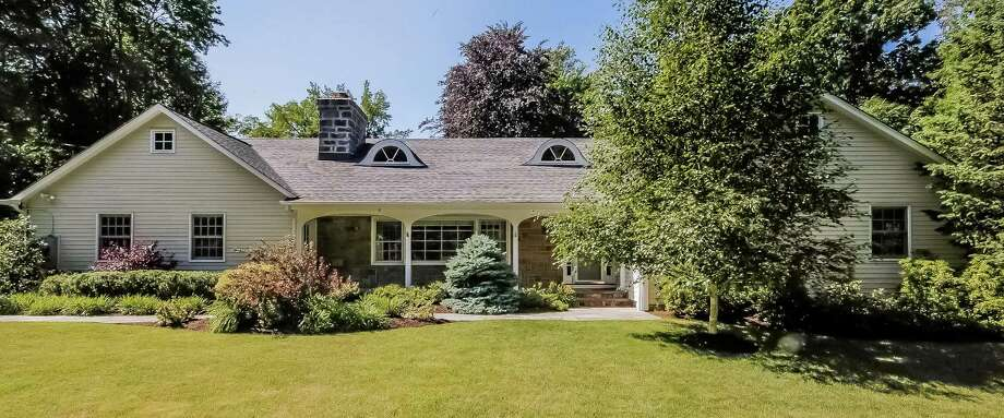 The property at 154 Buttery Road is on the market for $1,479,000. Photo: Contributed Photo / New Canaan News