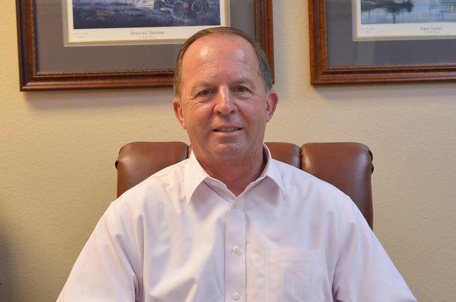 State Rep. Wayne Faircloth, R-Galveston
