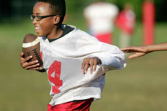 Making sure your child is having fun should be the goal of youth sports.