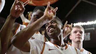 UT football is down, but the basketball team appears on the rise.
