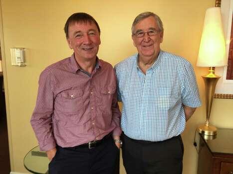 Gordon McIntosh and John Reynolds