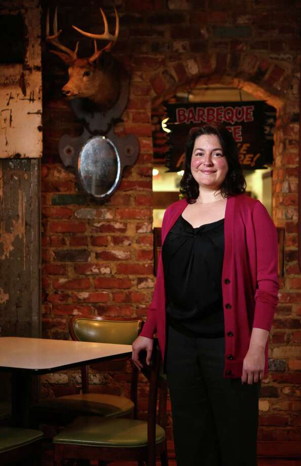 Mary Pappas now oversees business operations for all Pappas restaurants. Photo: Mayra Beltran, Staff / © 2014 Houston Chronicle