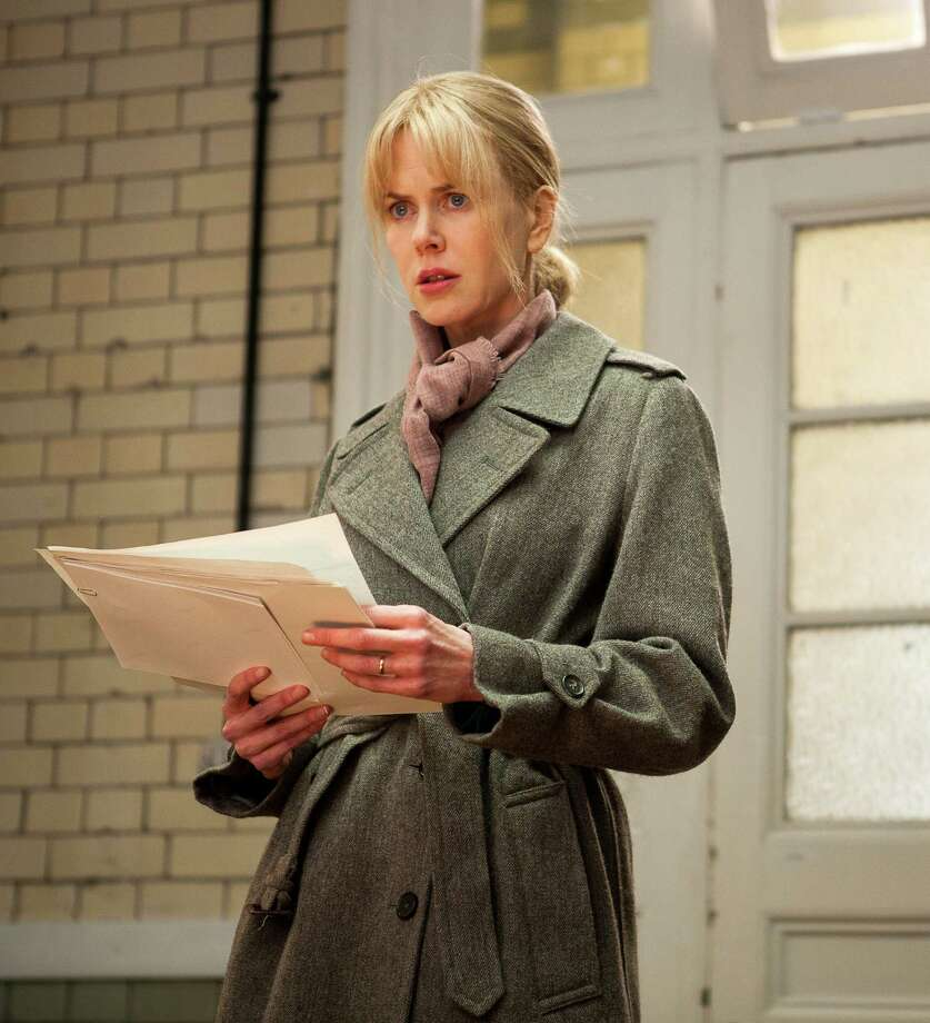 """This image released by Clarius Entertainment shows Nicole Kidman in a scene from """"Before I Go To Sleep."""" (AP Photo/Clarius Entertainment, Laurie Sparham) ORG XMIT: NYET206 Photo: Laurie Sparham / Clarius Entertainment"""