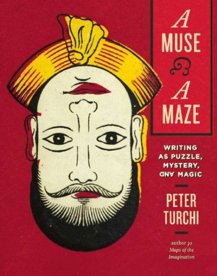 """A Muse & A Maze"" by Peter Turchi Photo: Xx"