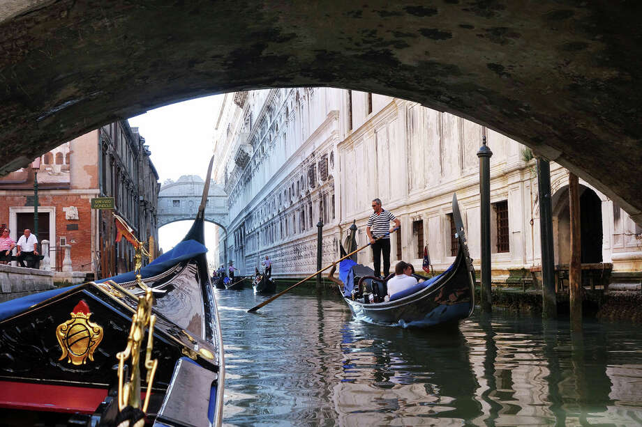 Splurging on a gondola ride in Venice buys you a memory for a lifetime. Photo: Rick Steves / © Rick Steves' Europe  (www.ricksteves.com)