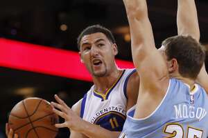 Klay Thompson, Warriors agree to contract extension - Photo