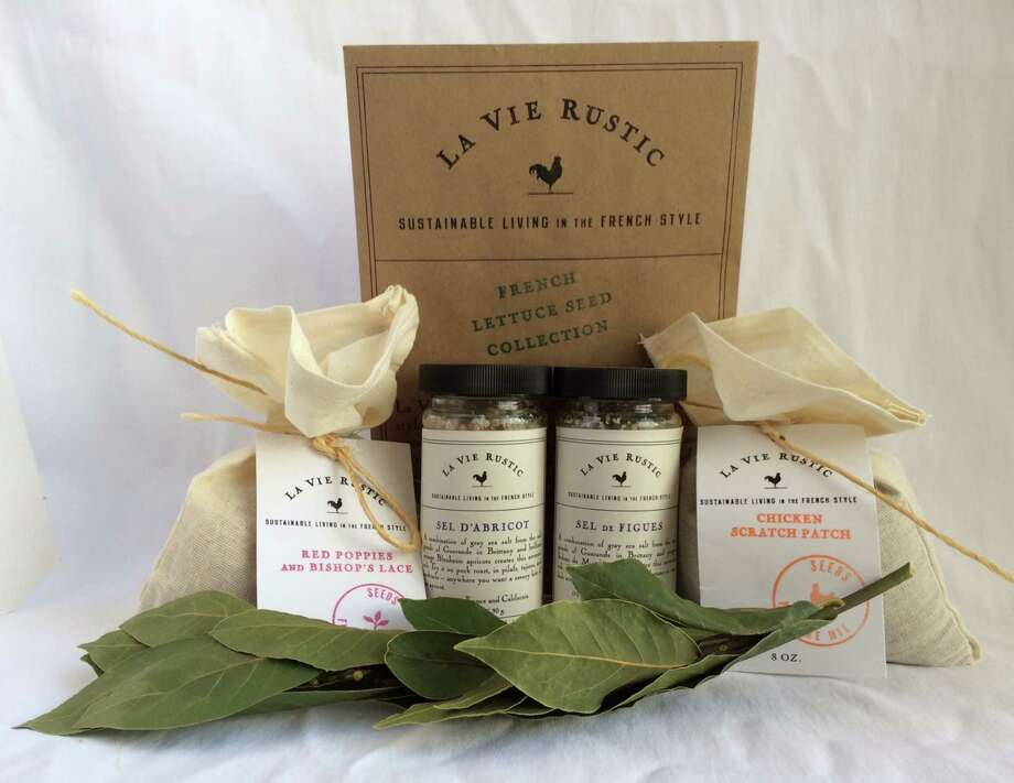 La Vie Rustic products. Photo: Sarah Fritsche / ONLINE_YES