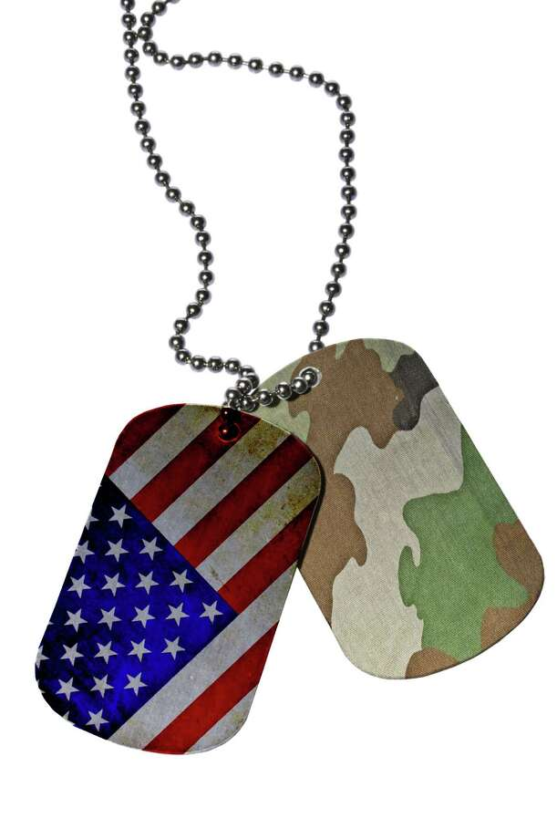 United States Army ID tag Photo: Alexis84 / iStockphoto
