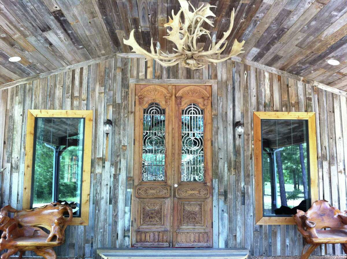 This gorgeous spot, Deer Lake Lodge and Spa is a 50-acre