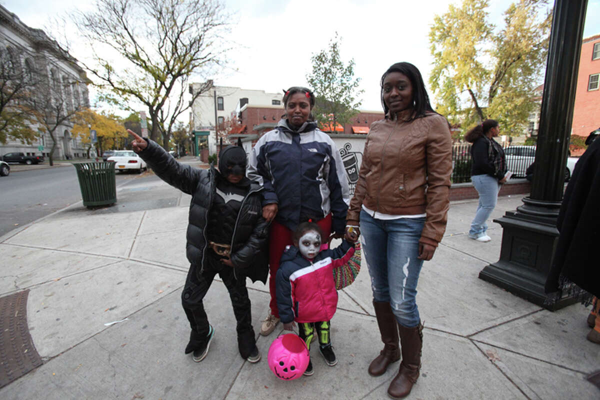 Were you Seen at the Troy Night Out Halloween costume contest & trick-or-treating in downtown Troy on Friday, Oct. 31, 2014?