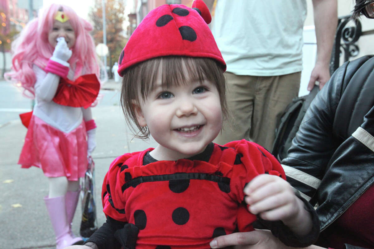 Click through the slideshow for Halloween events geared toward kids in the Capital Region.