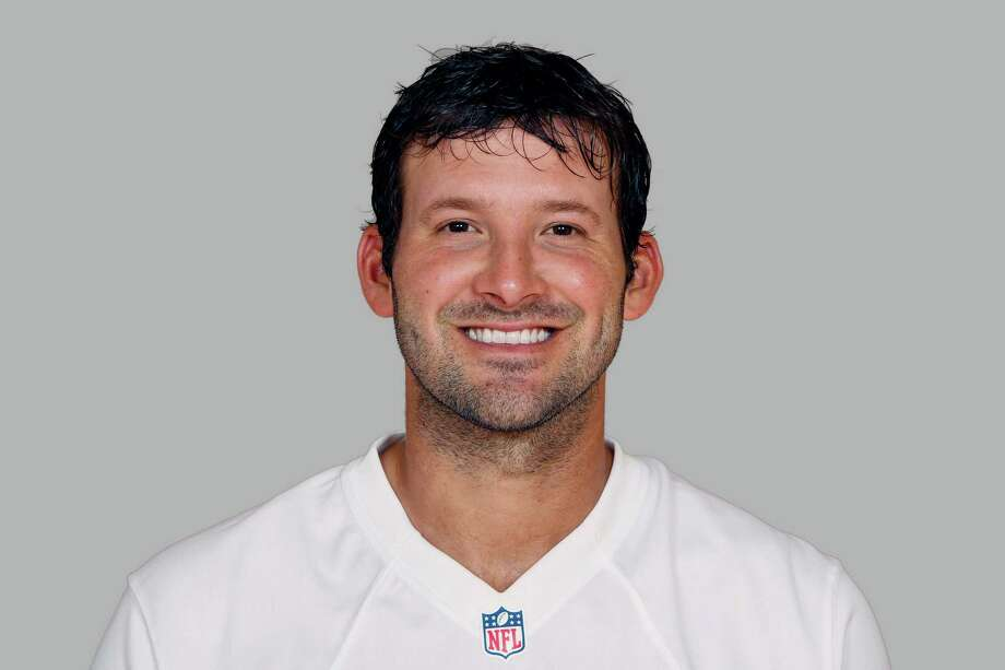 This is a photo of Tony Romo of the Dallas Cowboys NFL football team. This image reflects the Dallas Cowboys active roster as of Friday, July 25, 2014. (AP Photo) Photo: Uncredited, FRE / AP2012