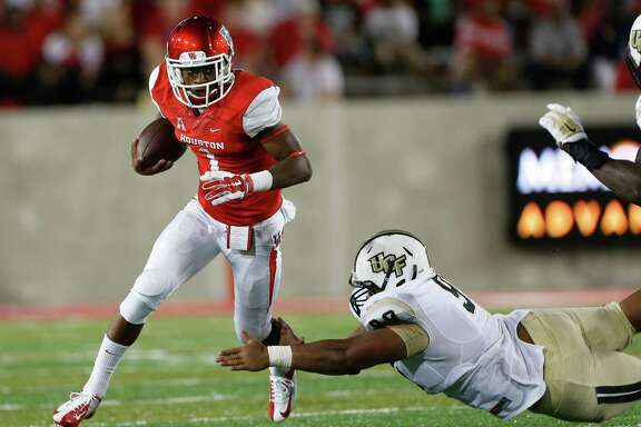 Houston's offense started to hit its stride since Greg Ward Jr. replaced  John O'Korn as Cougars starting quarterback midway through October.