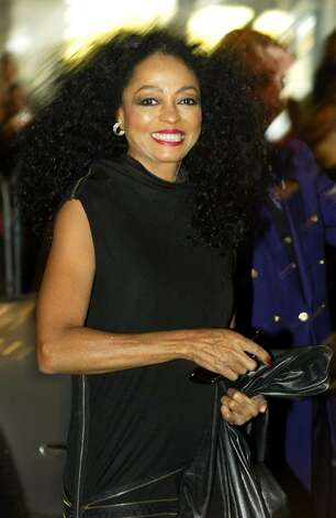 LONDON - SEPTEMBER 26:  Singer Diana Ross arrives at the Capital Gold Legends Awards at the Hilton Metropole hotel September 26, 2003 in London.  (Photo by Bruno Vincent/Getty Images) Photo: Bruno Vincent, Getty Images / 2003 Getty Images