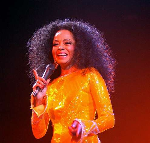 DUBLIN, IRELAND - MARCH 10:  Singer Diana Ross performs at The Point Theatre March 10 2004 in Dublin, Ireland. (Photo by ShowBizIreland/Getty Images) Photo: ShowBizIreland, Getty Images / 2004 Getty Images