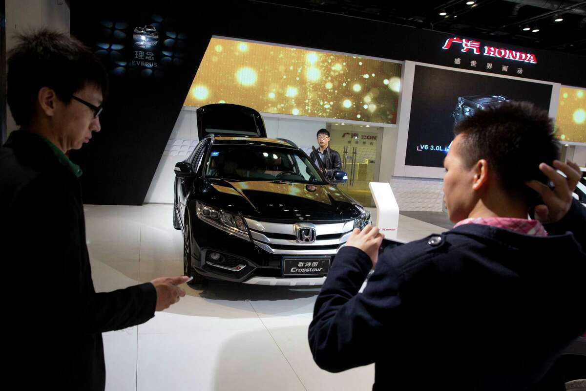 Visitors to the 2014 Energy Saving and New Energy Car Expo last month in Beijing got to see an SUV on display. Analysts expect China to be the biggest market for sport utility vehicles in the world by 2018.