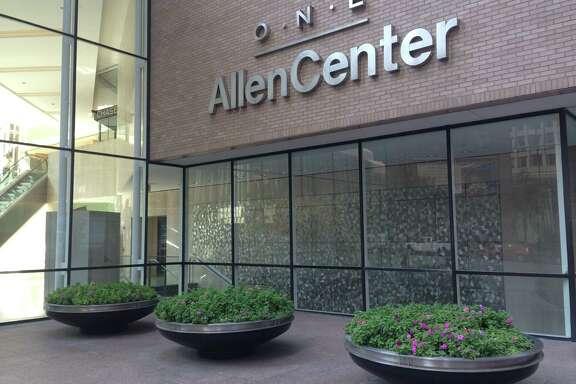 One Allen Center at 500 Dallas.