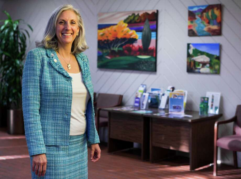United Way Leader Has Zest For The Job Houston Chronicle