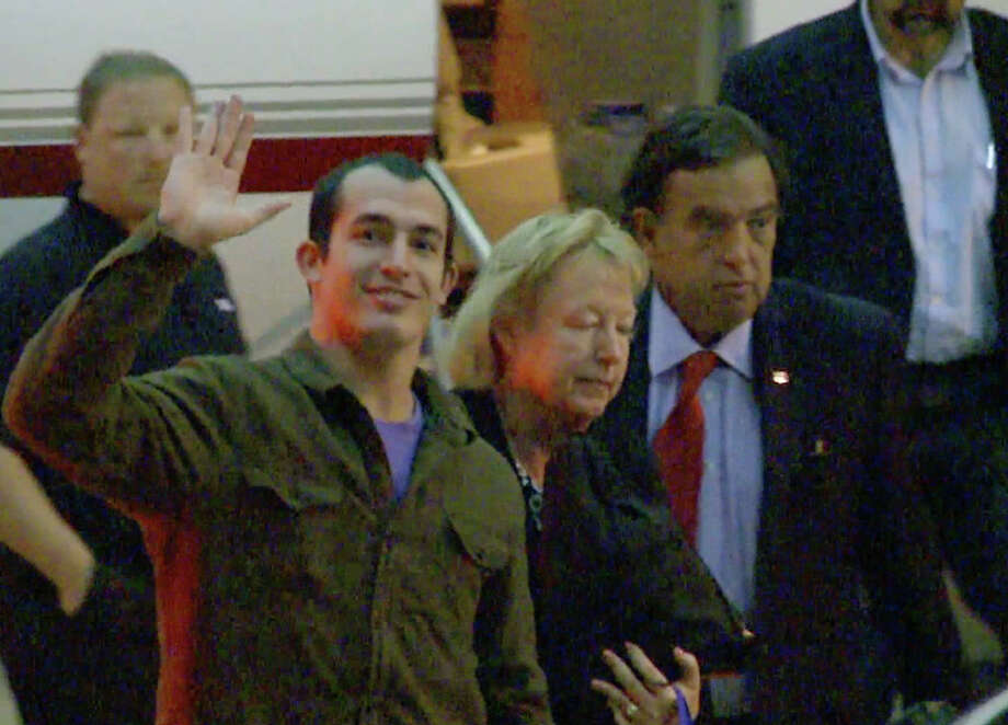 Marine Sgt. Andrew Tahmooressi, now at home in Florida, spent 214 days in a Mexican jail after making a wrong turn in California and crossing the border. Photo: Raul Torres, FRE / ap