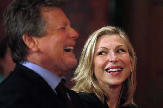 Tatum O'Neal is the daughter of actor Ryan O'Neal and actress Joanna Moore. Photo: Jacquelyn Martin, STF / AP