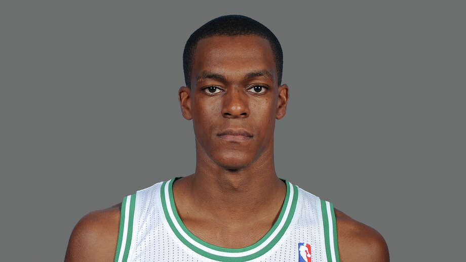 Rajon Rondo  Boston Celtics    2012 NBA photo Photo: NA