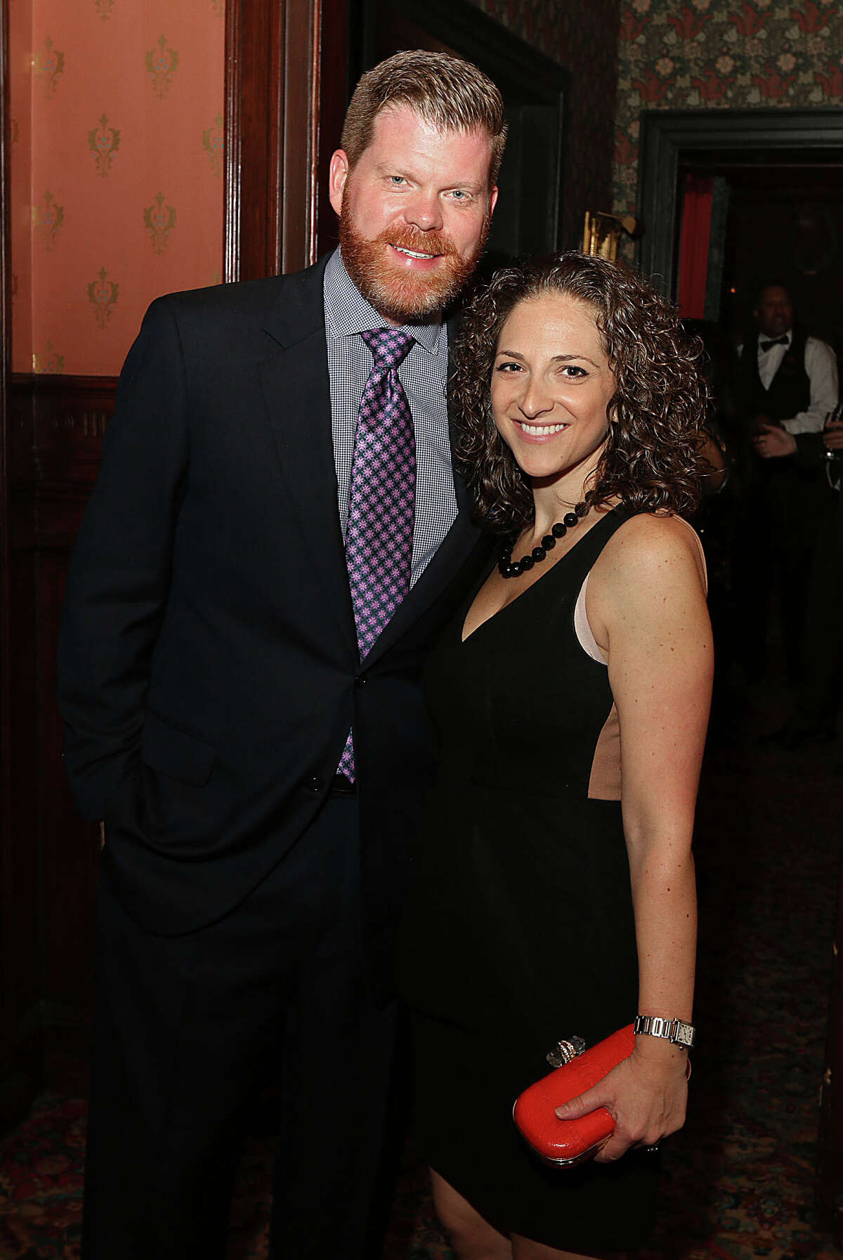 Were you Seen at Autumn Mix & Mingle, a fundraising event for the Cystic Fibrosis Foundation held at the Fort Orange Club in Albany on Saturday, Nov. 1, 2014?