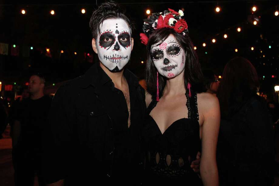 Ancestry and culture were on display as the city celebrated Dia de los Muertos to the sights and sounds of traditional art and live music Saturday at Muertofest. Photo: By Yvonne Zamora, For MySA.com