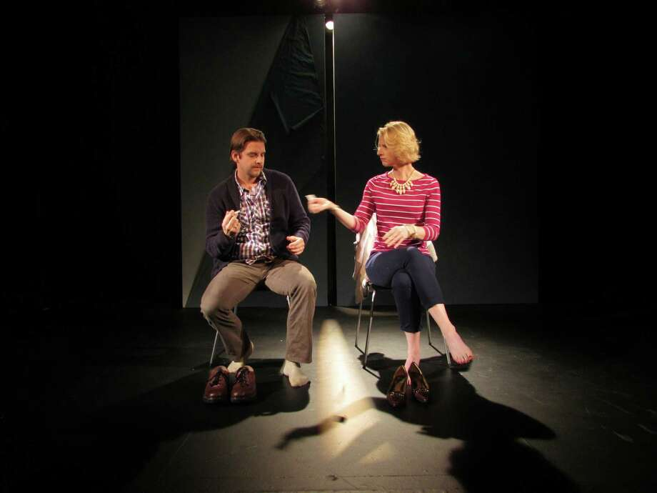 77%' review: Comic, touching scenes from a marriage - San Antonio