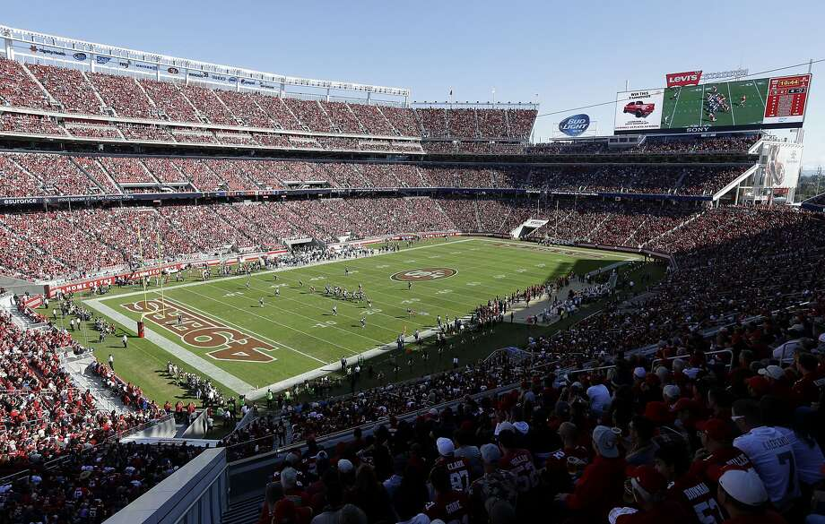 The NCAA will play its 2019 national championship game at Levi's Stadium. Photo: Ben Margot, Associated Press