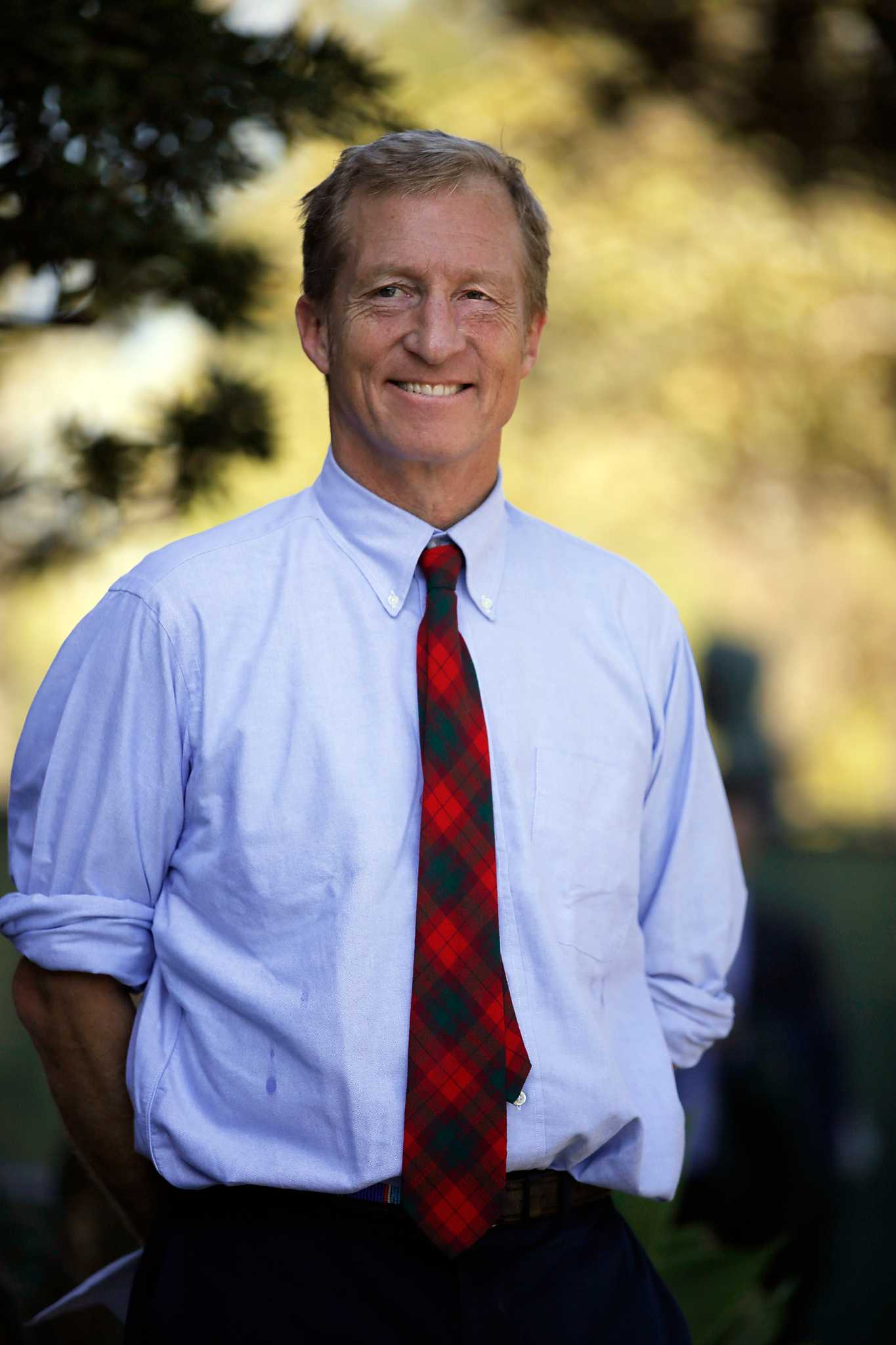 Cars For Sale Bay Area >> Tom Steyer spends big to shift climate change's political ...