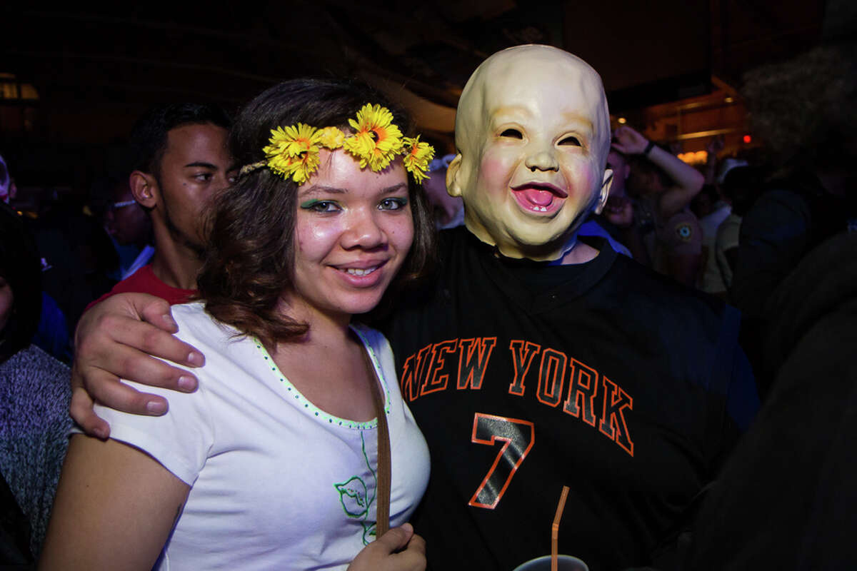Were You Seen at the MasqueRave Mystique Halloween Party at the Washington Avenue Armory in Albany on Friday, October 31, 2014?