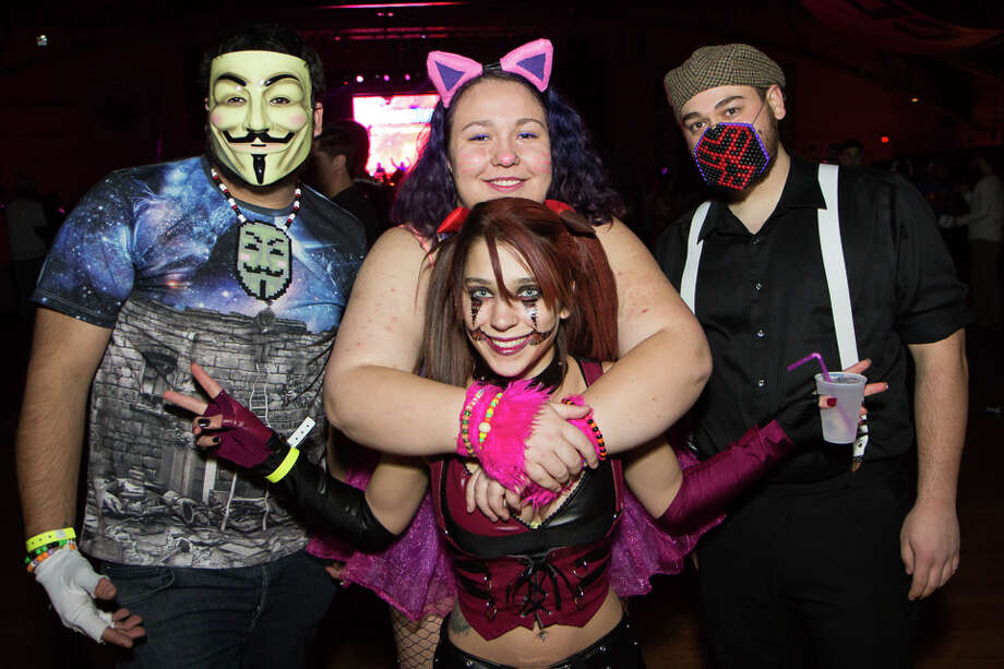 Nightmare on Nabby Road at BluuBluu in Danbury is hosting its fourth annual Halloween party on October 30. Find out more.  Photo: Brian Tromans