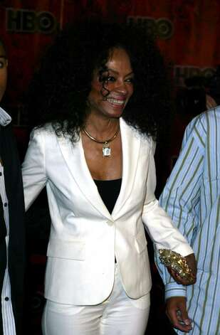 LOS ANGELES - SEPTEMBER 19: Singer Diana Ross  arrives at HBO'S post Emmy party following the 56th annual primetime Emmy Awards held at the Pacific Design Centre on September 19, 2004 in Los Angeles, California. (Photo by Frazer Harrison/Getty Images) *** Local Caption *** Diana Ross Photo: Frazer Harrison, Getty Images / 2004 Getty Images