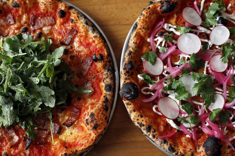 Ready to celebrate National Pizza Day? Here are some of our picks for the best pizza in the Bay. Photo: Sarah Rice, Special To The Chronicle
