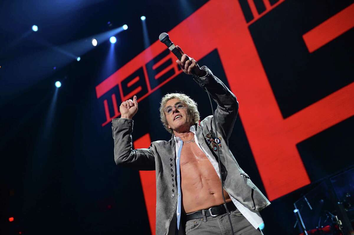 Roger Daltrey, 71 Daltrey and Pete Townshend kick off a worldwide tour in celebration of the Who's 50th anniversary later this year.