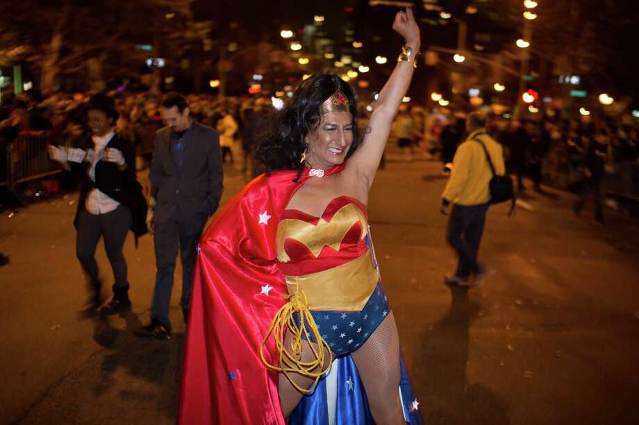 ADULTS10. Wonder WomanSource: National Retail Federation and Prosper Insights & Analytics Photo: Kevin Hagen, Getty / 2014 Getty Images