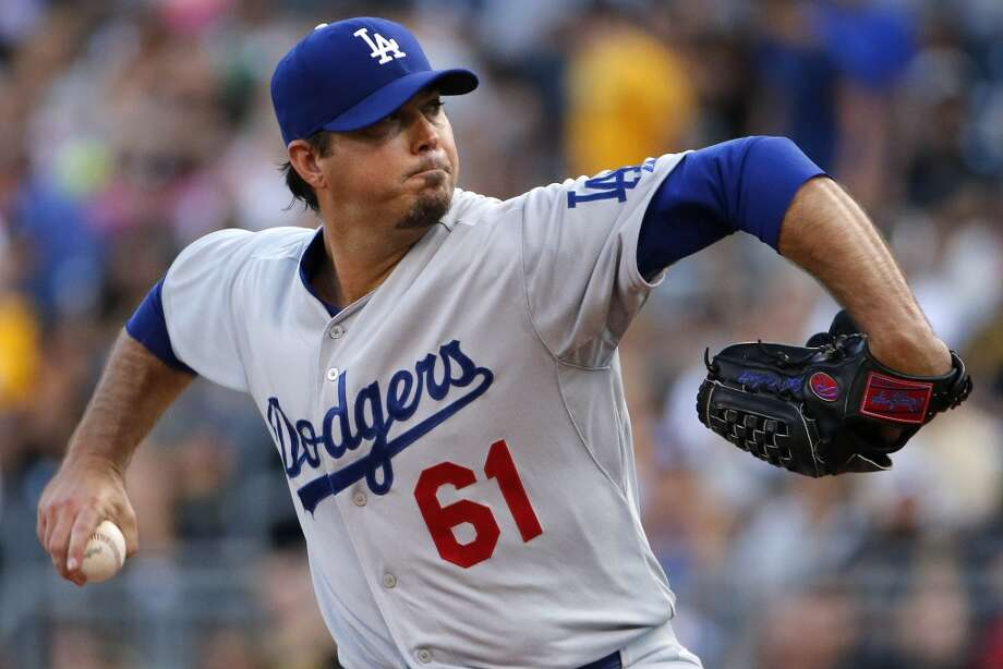 Josh Beckett, SP Photo: Uncredited, Associated Press