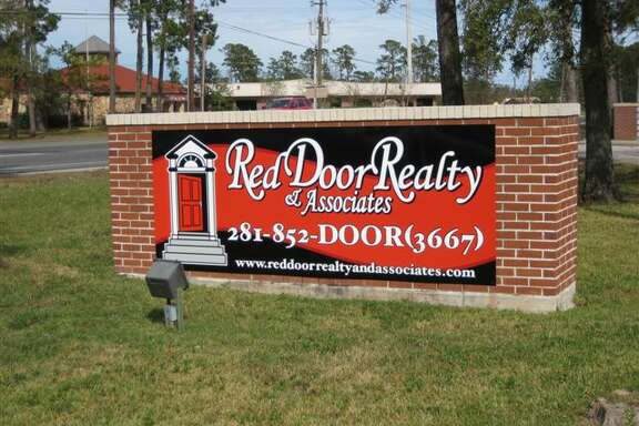 Red Door Realty's flagship office in Humble