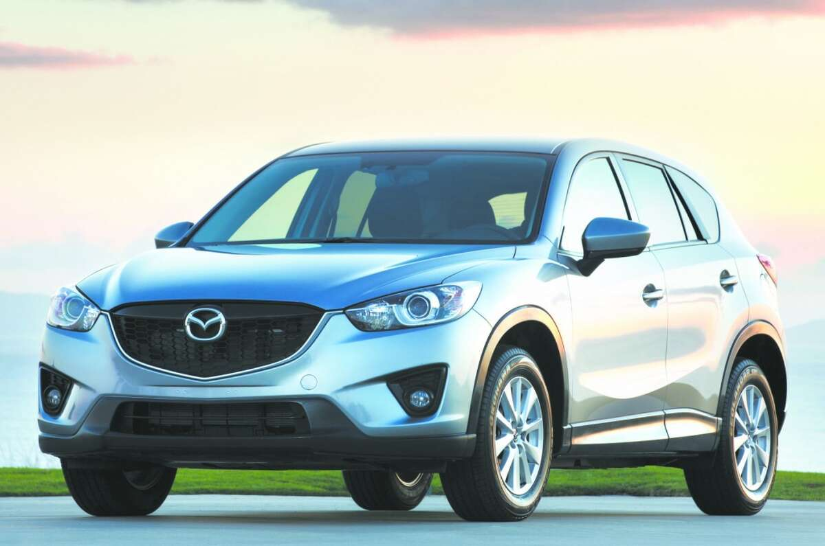 2015 Mazda CX-5 GT . Source: Driving.ca.