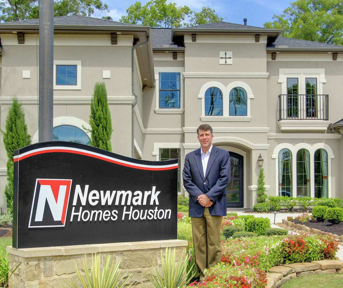 """Newmark Homes' Mike Moody: """"I am very proud of the positive environment that we have created."""""""