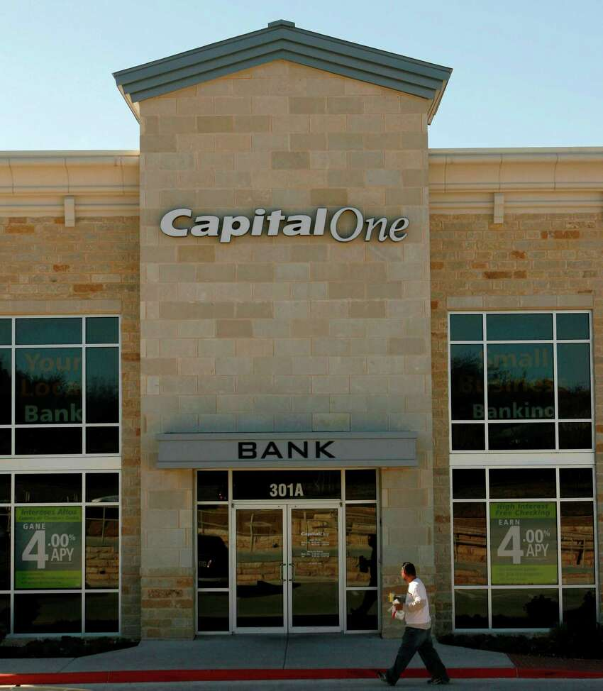 Capital One:Corporate Sponsor Headquarters: McLean, Va. Nearby tournament teams: Georgetown University. Other Virginia Schools- Hampton University, Virginia Commonwealth University, University of Virginia Market Cap: $44.9 billion 2014 revenue: $23.9 billion CEO name and alma mater: Richard Fairbank - Stanford (undergrad and graduate) Capital One Financial Corp. , a $44.9 billion credit services company, brought in $23.9 billion in revenue last year. This makes Capital One the lowest 2014 revenue generator among the sponsors. The McLean, Virginia-based business is close to Washington, D.C.-based Georgetown University. And, Virignia-based Hampton University, Virginia Commonwealth University and University of Virginia are also participating in March Madness. CEO Richard Fairbank is a Stanford grad.