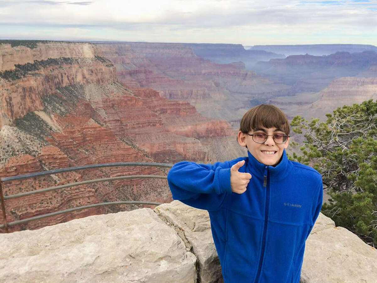 9-year-old Ben Pierce from Denton, north Texas, is facing losing his sight. His reaction; see as many things as possible, from tiny snails to the northern lights to riding in a helicopter.See what Ben has achieved so far on his quest to build a bank of amazing visuals.