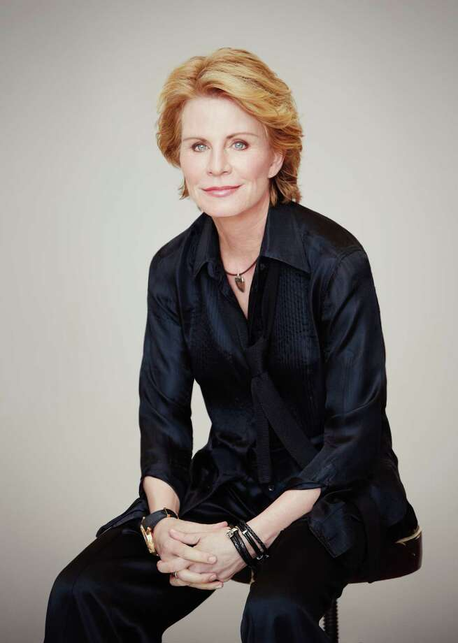 "Patricia Cornwell is launching the book tour for her latest Kay Scarpetta thriller, ""Flesh and Blood,"" at the Wilton Library on Nov. 12. Photo: Contributed Photo / Connecticut Post Contributed"