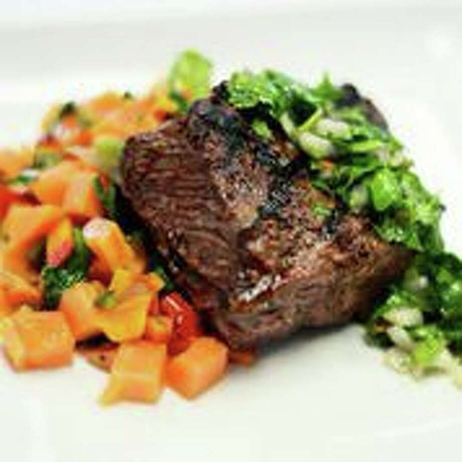 Beef Medallion Photo: Courtesy: Zedric's