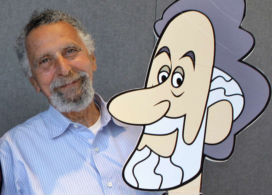"""Tom Magliozzi, pictured in 2008, co-hosted National Public Radio's """"Car Talk"""" show with his brother Ray. Photo: Charles Krupa, STF / AP"""