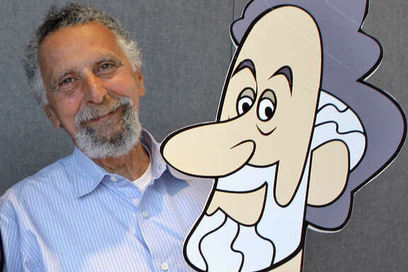 """Tom Magliozzi, pictured in 2008, co-hosted National Public Radio's """"Car Talk"""" show with his brother Ray."""