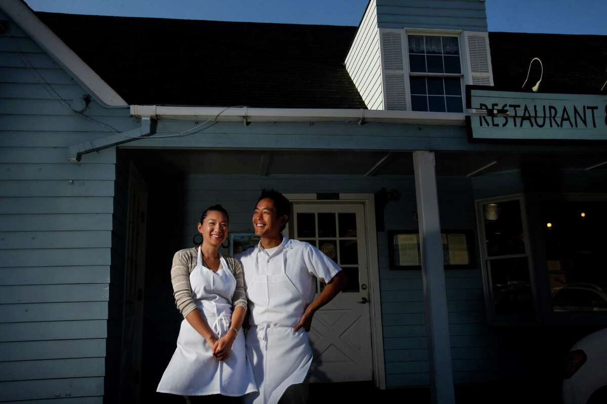 Liya Lin and Andrew Truong left their S.F. restaurant jobs in 2008 to open Terrapin Creek Cafe in Bodega Bay and start a family. Three years, their cafe earned a Michelin star, making them one of only three Sonoma restaurants with that distinction. And now the couple is considering selling the restaurant.
